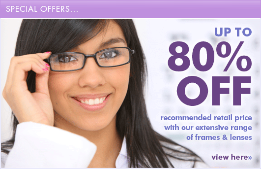 Cheap Prescription Glasses - Up to 80% Off