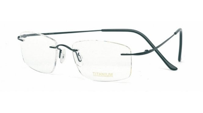 Superlite 10 - Titanium Rimless Glasses