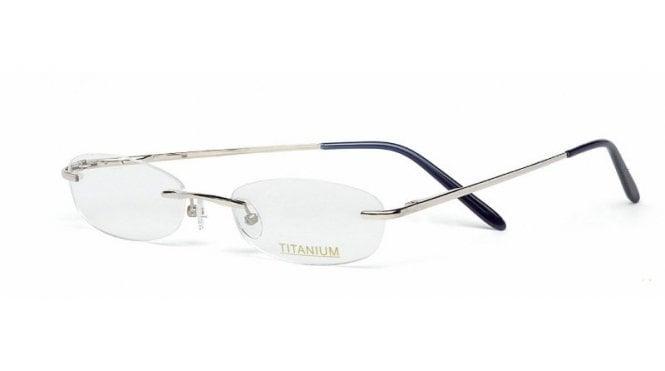 Superlite 17 - Titanium Rimless Glasses