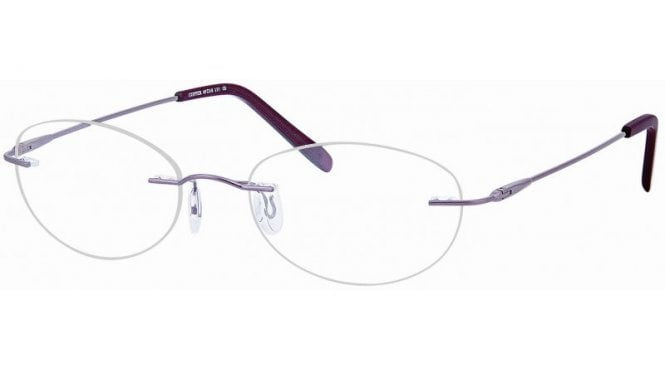 Titanium Rimless Glasses - Explore