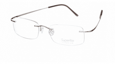 Superlite Titanium Rimless Superlite 20 - Titanium Rimless Glasses