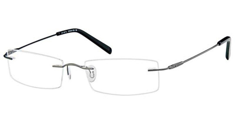 Rimless Glasses - Fantastic