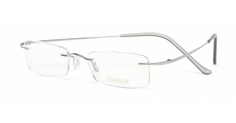 Superlite 09 - Titanium Rimless Glasses