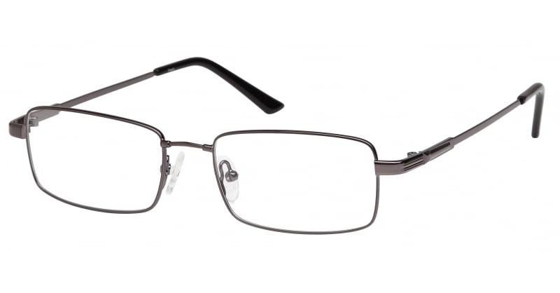 Bendable Rubber Eyeglass Frames : Flexit 6031 Bendable Titanium Glasses