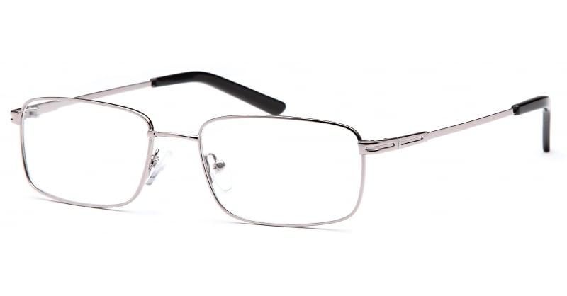 Bendable Rubber Eyeglass Frames : Flexit 6036 Bendable Titanium Glasses