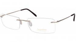 Superlite 50 - Titanium Rimless Glasses