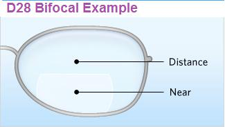 Bifocal Glasses Example