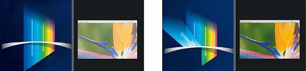 Hoya BlueControl Lens Coating - Before & After