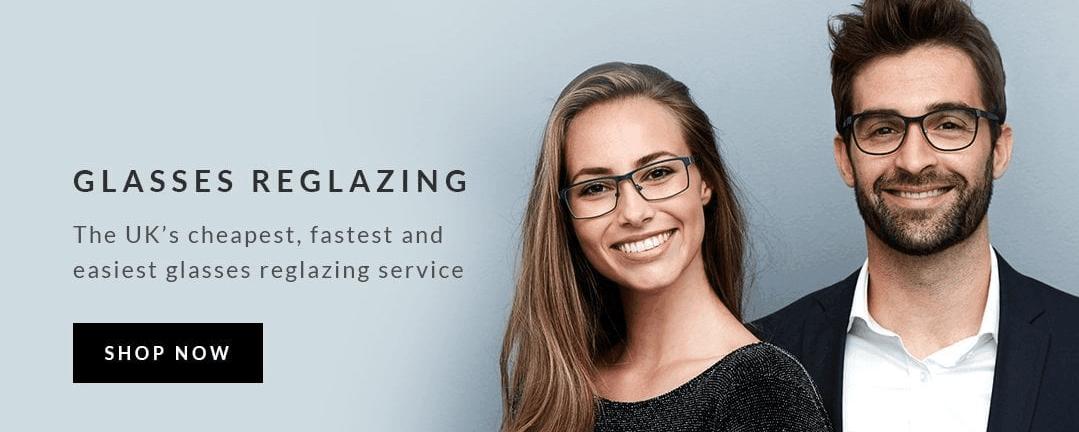 Reglaze Glasses - Online Opticians UK