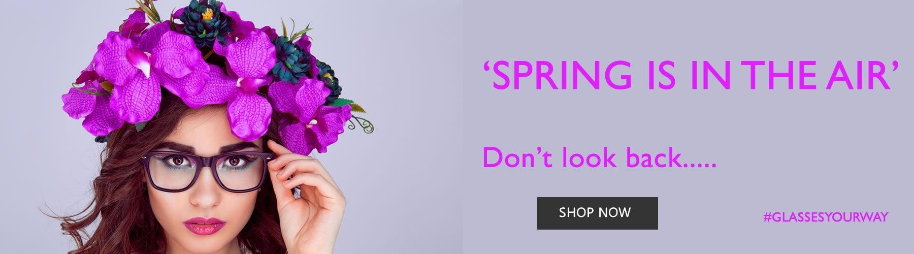 Spring Glasses Promo