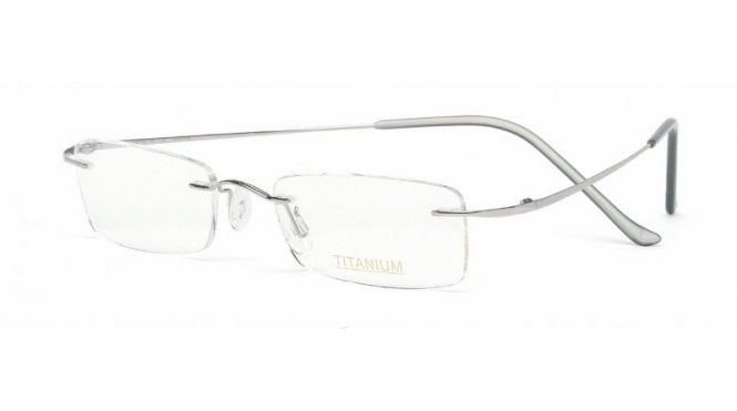 Superlite 09 - Titanium Rimless Glasses