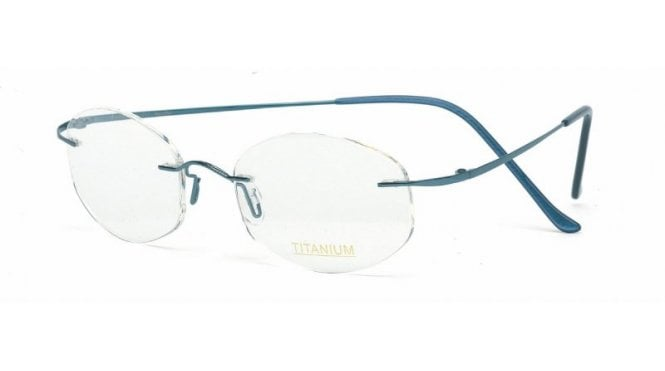 Superlite 11 - Titanium Rimless Glasses