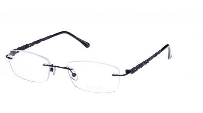 Superlite 42 - Rimless Glasses