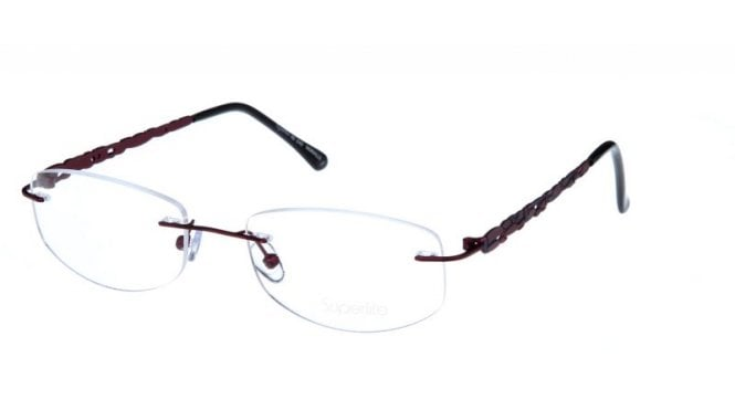 Superlite 43 - Rimless Glasses