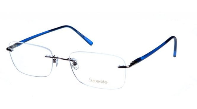 Superlite SL103 - Rimless Glasses