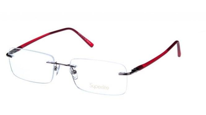 Superlite SL104 - Rimless Glasses