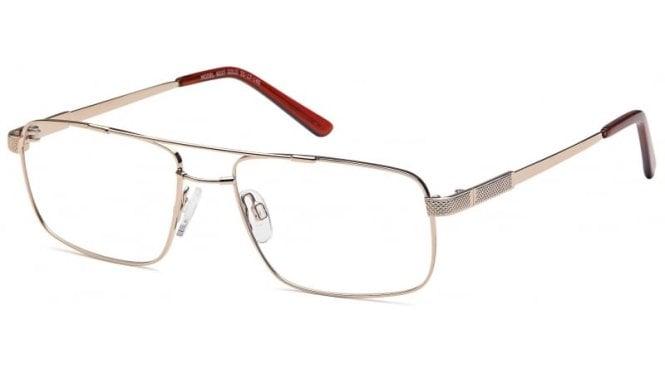 Flexit 6037 Bendable Titanium Glasses