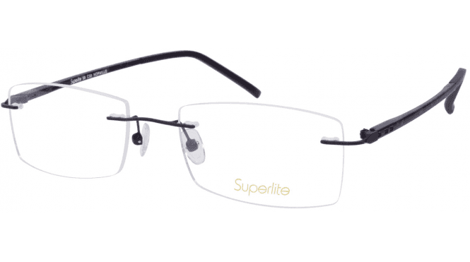 Superlite 59 - Rimless Glasses