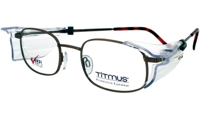 Titmus ST707 Prescription Safety Glasses