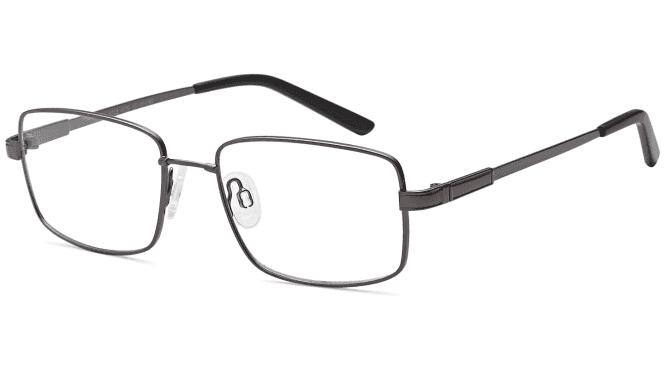 Flexit 6038 Bendable Titanium Glasses