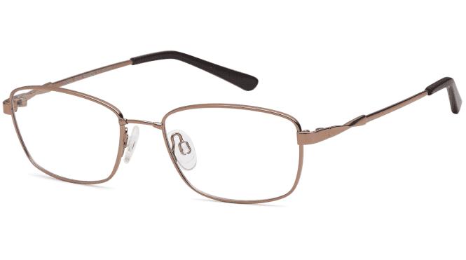 Flexit 6039 Bendable Titanium Glasses