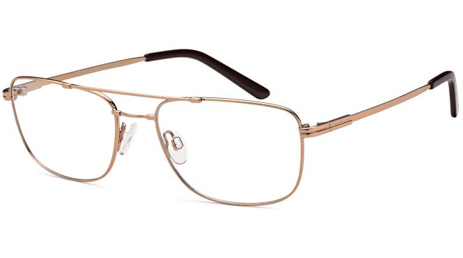 Flexit 6040 Bendable Titanium Glasses