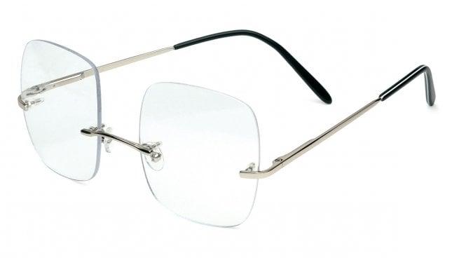 Rimless Snooker Glasses
