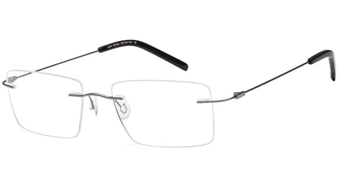 Emporium 7588 Rimless Glasses