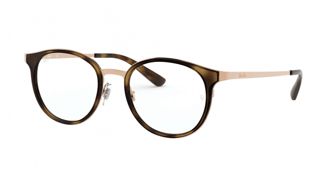 Ray-Ban RX6372M Glasses