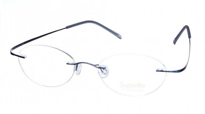 Superlite SL06 - Titanium Rimless Glasses