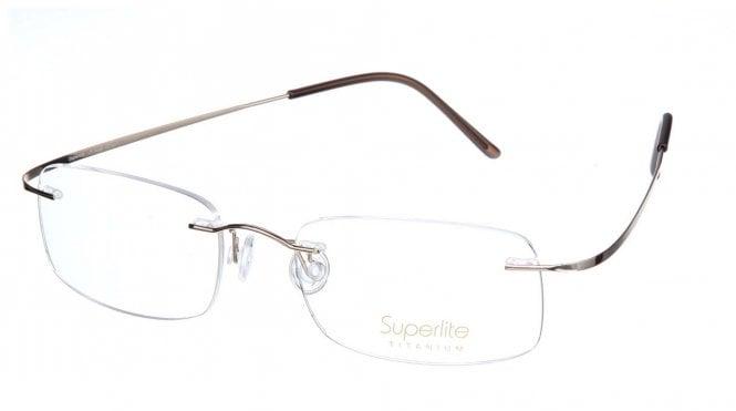 Superlite 20 - Titanium Rimless Glasses