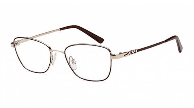 Flexit 6042 Bendable Titanium Glasses