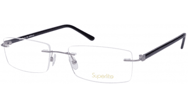 Superlite 56 - Rimless Glasses