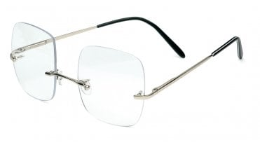 Rimless Snooker Glasses