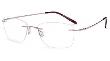 Emporium 7591 Rimless Glasses