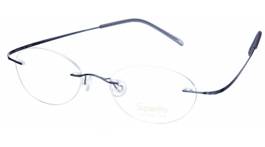 Superlite SL06 - Titanium Rimless Glasses