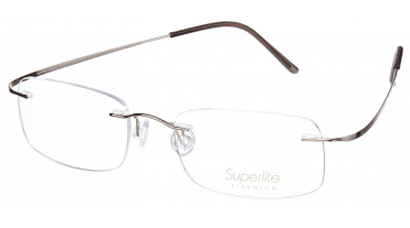 Superlite 20 - Titanium Rimless Glasses