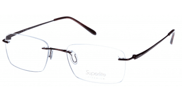 Superlite SL37 - Titanium Rimless Glasses