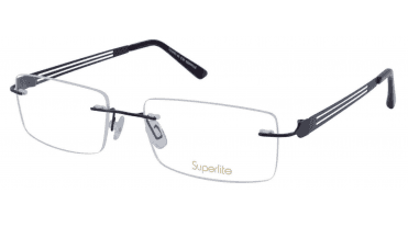 Superlite SL45 - Titanium Rimless Glasses