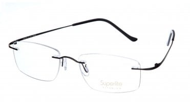 Superlite SL10 - Titanium Rimless Glasses