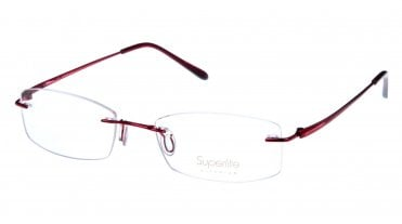 Superlite SL38 - Titanium Rimless Glasses